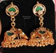 kerala earrings earrings kerala palakka earring set online shopping for