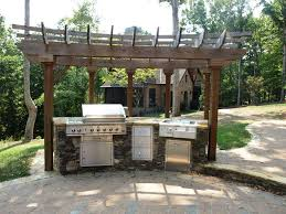 small outdoor kitchen design ideas u2013 home improvement 2017 best