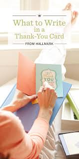thanksgiving wishes for family thank you messages what to write in a thank you card hallmark