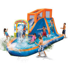 Backyard Water Slide Inflatable by Your Own Backyard Water Park This Is Insane Surprises Found On