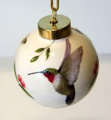 hummingbird tree ornament decore