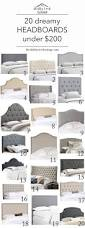Bedroom Furniture Headboards by Best 25 Bed Headboards Ideas On Pinterest Headboard Ideas