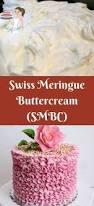 cream cheese swiss meringue buttercream an exercise in