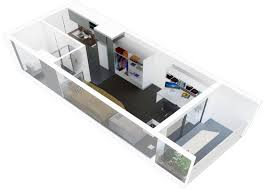 50 studio apartment floor plans