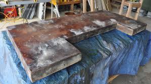concrete top bar table patio bar plans concrete counter and cedar base