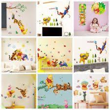 Winnie The Pooh Wall Decals For Nursery Winnie The Pooh Wall Stickers Ebay