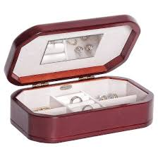 jewelry box 50 mele co wooden jewelry box cherry target