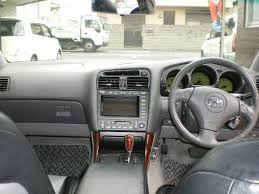 Aristo Interior 2004 Toyota Aristo Jzs160 V300 For Sale Japanese Used Cars