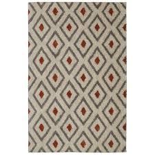 garland rug shazaam pink diamond 5 ft x 8 ft area rug sz 00 ra