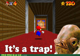 Its A Trap Meme - image 737752 it s a trap know your meme