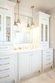 Built In Bathroom Cabinets Built In Vanity Bathroom S Built Bathroom Vanity Centom