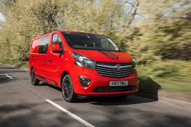 vauxhall vivaro limited edition review