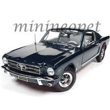 Mustang Fastback Black 1965 Ford Mustang Fastback Ebay