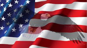 Why Is The American Flag Red White And Blue Birds Memorial Day Usa Patriotism July Freedom Eagle Flag