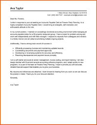 accounts payable cover letter for resume accounting cover letter general resumes accounting cover letter claccounts payable specialist accounting finance accounting