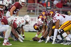 who is playing thanksgiving football 2014 stanford vs usc 2017 is this game finally a rivalry sbnation com
