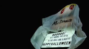 burger king brings their a game for halloween dressed as