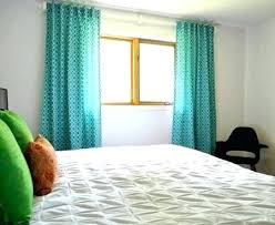 colorful bedroom curtains curtain colors for white walls two curtain color white walls