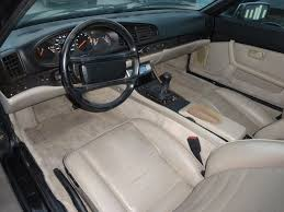 porsche 944 for sale coupe 5 spd manual interior review 1 owner
