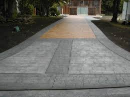 Pictures Of Stamped Concrete Walkways by Gs Flatwork Llc Concrete Driveways
