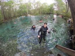 Sinkholes In Florida Map by Scuba Dive Club Explores Six Springs In North Florida Admiral