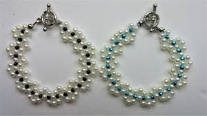 make bracelet from beads images How to make bracelets step by step beading instructions jpg