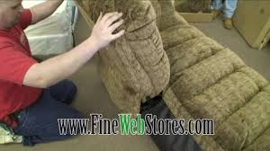 How To Disassemble Recliner Sofa How To Assemble The Best Reclining Sofa