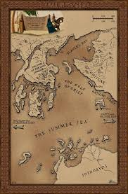 Map Of Essos 75 Best Maps Images On Pinterest Fantasy Map Game Of Thrones