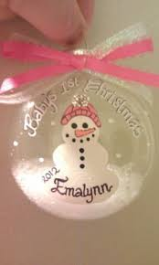 custom order for paigenb snow painted ornaments and