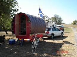 teardrop trailer plans how to build a cheap camper 4 steps