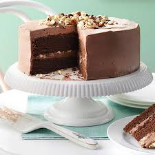 mocha hazelnut torte recipe taste of home