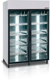 commercial refrigerator upright glazed ola 2 ag igloo