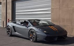 Lamborghini Murcielago 2014 - gray lamborghini gallardo with orange stripes wallpaper hd