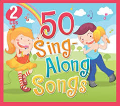 countdown 50 sing along songs for 2 cd set