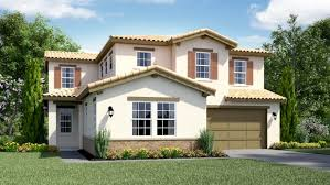 Spanish Colonial Homes by Bridgewood At Whitney Ranch New Homes In Rocklin Ca 95765