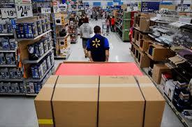 amazon black friday los angeles holiday price war heats up as wal mart target chase amazon