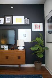 back in black our cheerful black accent wall u2013 awfully big adventure