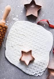 scented baking soda ornaments recipe orange