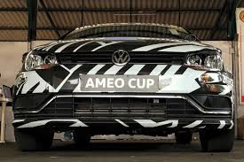 volkswagen ameo 2017 volkswagen motorsport participants will race ameo this year