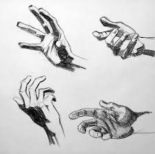 anatomy study hands sketch 2 by richardblumenstein on deviantart