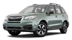 subaru forester lease a 2018 subaru forester 2 5i manual awd in canada canada