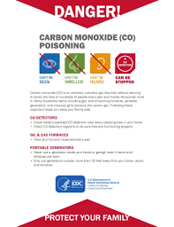 carbon monoxide poisoning prevention a toolkit national public
