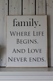Family And Love Quotes by Family Reunion Art Walls Wall Decor And Canvases