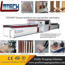 Professional Kitchen Cabinet Vacuum Membrane Press Machine - Professional kitchen cabinet