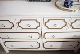 Ikea Hemnes Dresser Hack Diy Ikea Hack With O U0027verlays Style Your Senses
