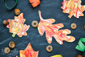try these 9 easy fall craft ideas with your kids simplemost
