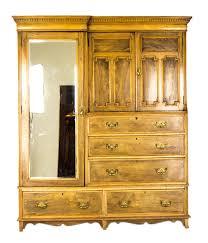 armoire furniture sale antique wardrobe with mirror unique used armoire furniture