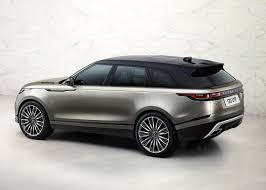land rover rover land rover presents the new range rover velar