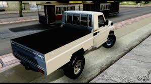 toyota trucks sa toyota land cruiser macho pick up 2007 4 500 for gta san andreas