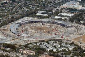 how much does it actually cost to build apple park
